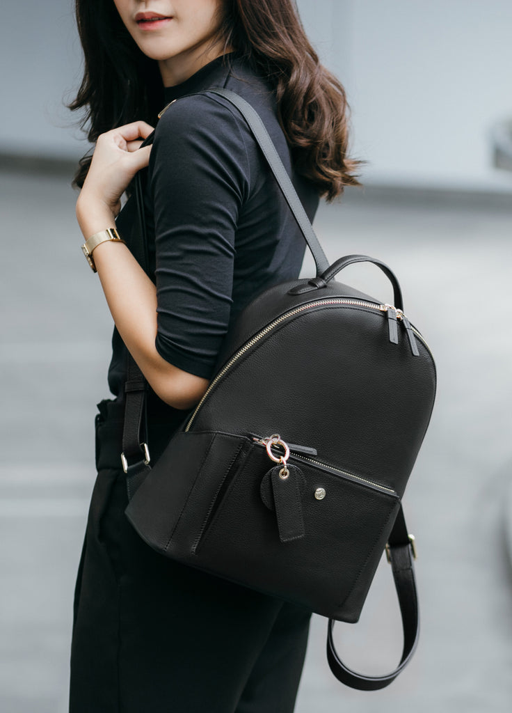 VERA JOURNEY in Urban Black
