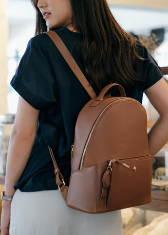 VERA JOURNEY in Weekend Brown