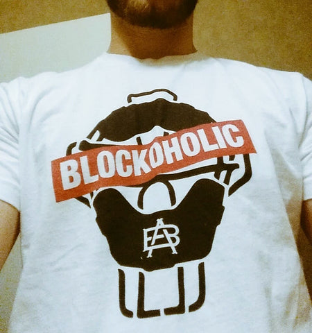 Blockoholic - Adrenaline Baseball apparel