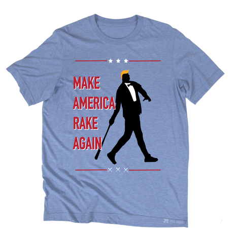 Make America Rake Again - Adrenaline Baseball apparel