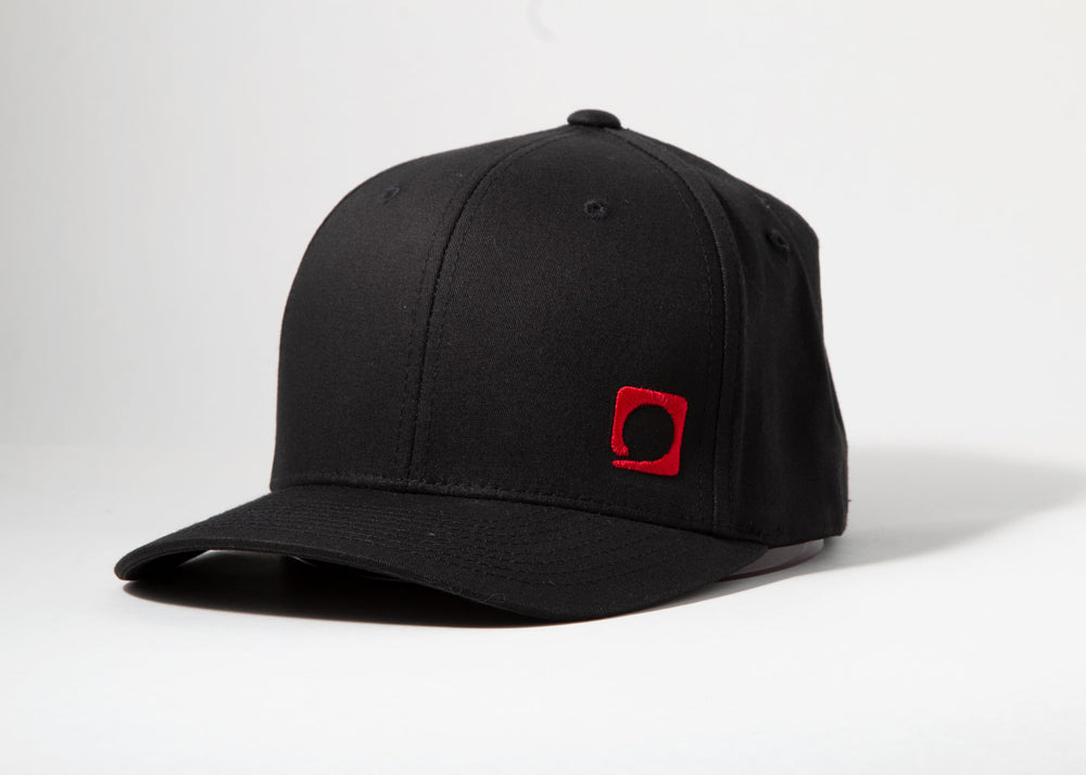 Squared Circle 'Small Icon' Flexfit Hat