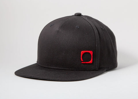 Squared Circle 'Small Icon Snapback' Hat