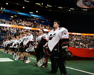 2017 Vancouver Stealth NLL Schedule Released