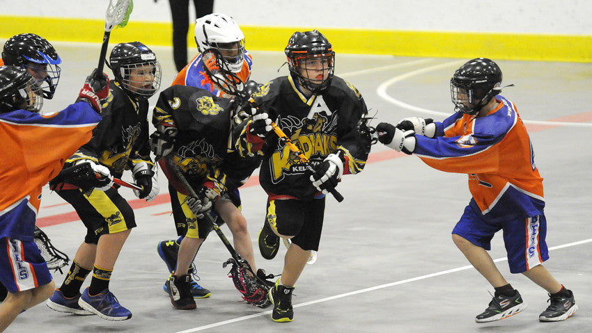 Surrey Rebels Box Lacrosse Registration Now Open