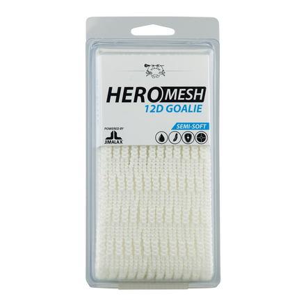East Coast Dyes Hero Mesh 12d Goalie - LacrosseExperts