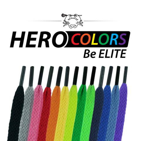 East Coast Dyes Hero Strings - LacrosseExperts