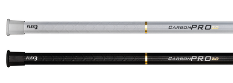 East Coast Dyes Carbon Pro 2.0 Attack Shaft - LacrosseExperts