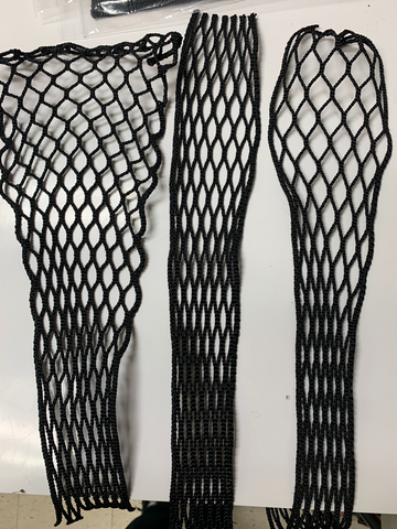 The Mesh Dynasty Hexagon 6-7-8-9 Diamond Mesh