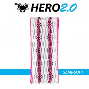 East Coast Dyes Hero Mesh 2.0 Semi Soft - LacrosseExperts