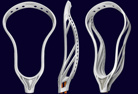 Warrior Burn 2 Lacrosse Head - LacrosseExperts