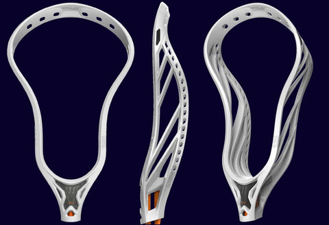 Warrior Burn 2 Max Lacrosse Head - LacrosseExperts