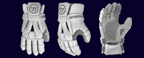 Warrior Burn Pro Lacrosse Glove