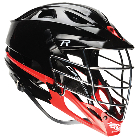 Cascade R Helmet (custom)    3 week delivery estimated - LacrosseExperts