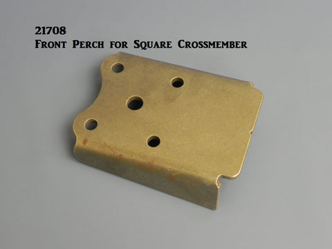 21708 T-Front Spring Perch, Square Crossmember