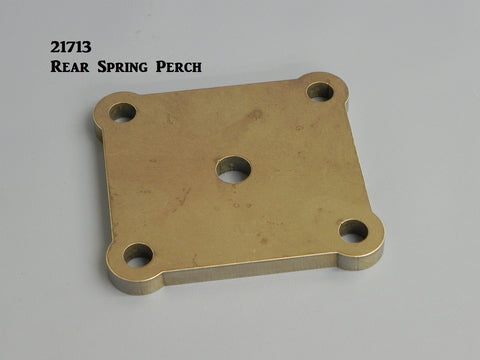 21713 Rear Spring Perch