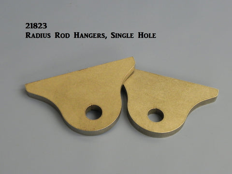 21823 T-Radius Rod Hangers, Single Hole