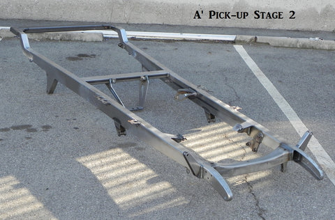 23223 1928-31 A' Pick-up Frame, Stage 2, Coil-Over w/ Kick-up