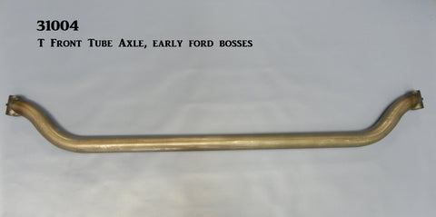 31004 T-Front Tube Axle