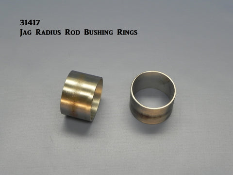 31417 Jaguar Radius Rod Bushing Rings