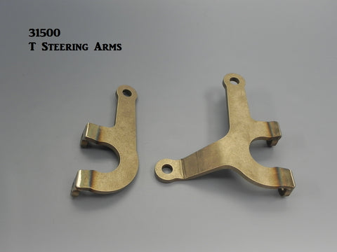 31500 T-Steering Arms, Bolt-on
