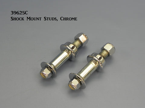 39625C Shock Mount Studs, Chrome