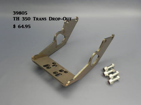 39805 Transmission Drop out Mount, TH350/C4 Style