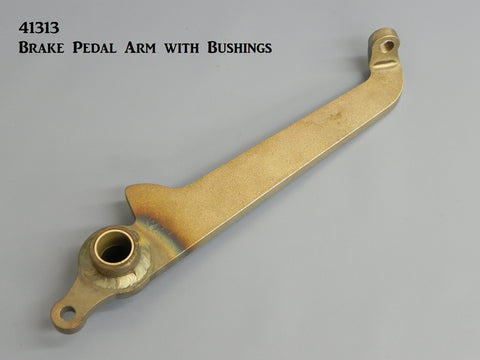 41313 Brake Pedal Arm with Bushings, (only)