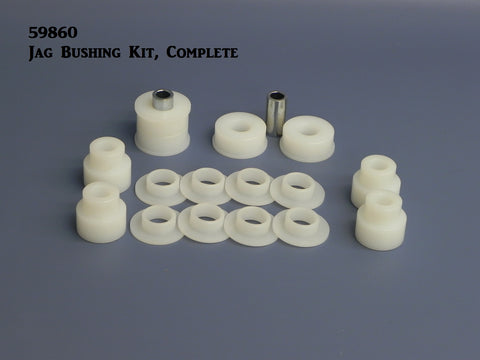 59860 Jaguar Rear Complete Bushing Kit