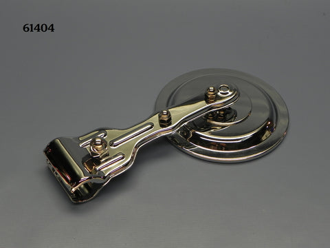 61404 T-Mirror, Clamp-on, Round Side View