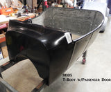 "81105 T-Bucket Body, Standard Style, Passenger Side Door, w/ 3"" Channeled Floor"