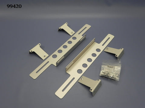 99420 Electric Fan Bracket, Aluminum