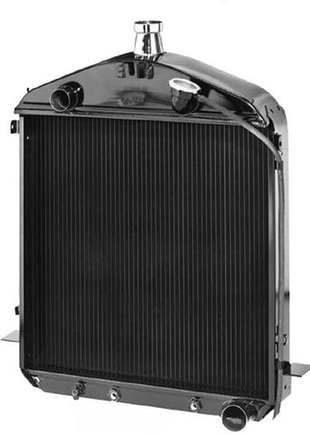 91434 T-Radiator 1917-23, Z-Line (for performance motors)