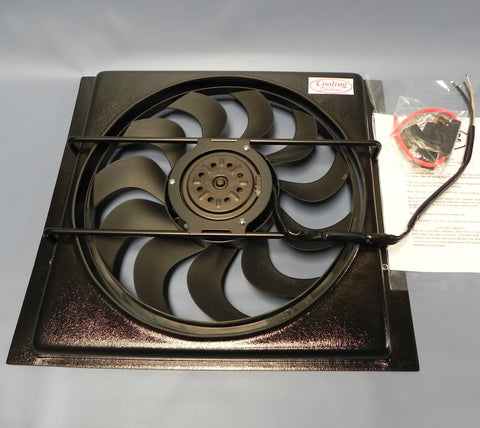 99457 Electric Fan & Shroud
