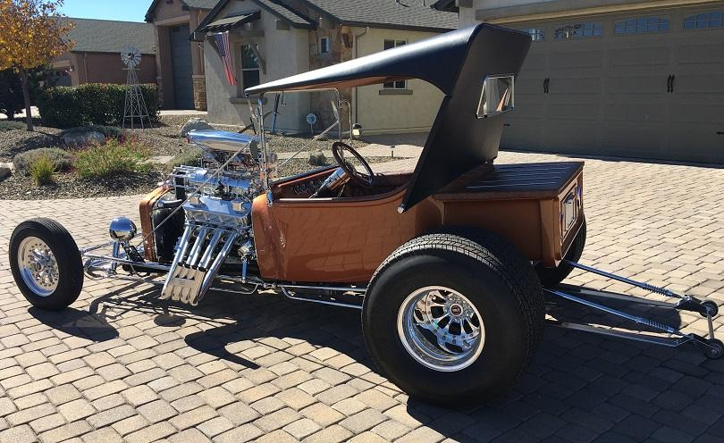 CCR Chassis