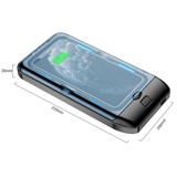 Multifunction UV Mobile Phone Steriliser with Wireless Charging Function