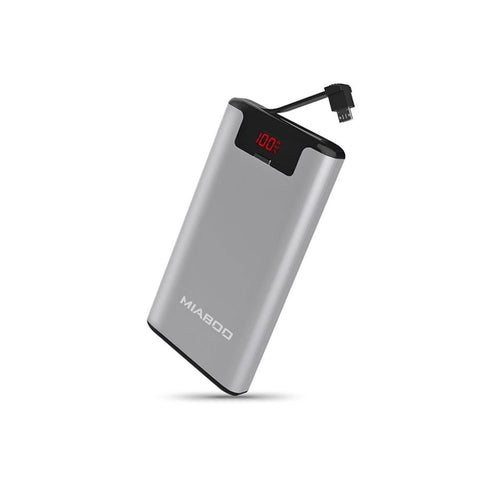 10000mAh with LCD screen Quick Charge