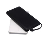 10000mah Leather Powerbank