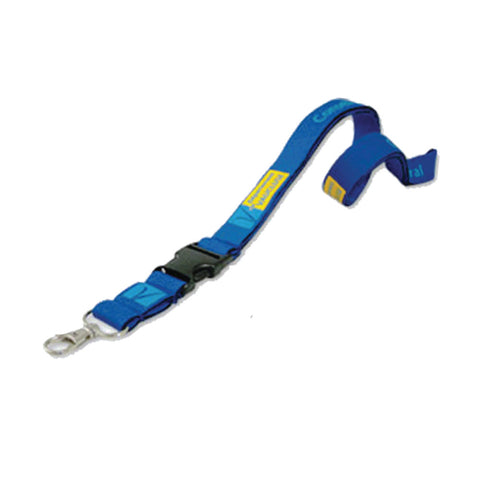 10mm Lanyard with Safety Clip & Metal Hook