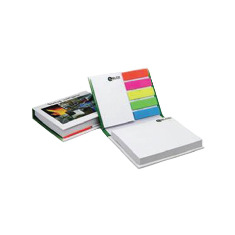 1200g Customisable Hard Cover Sticky Pad