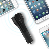 SAFE ZONE Wireless Headest and Car Charger