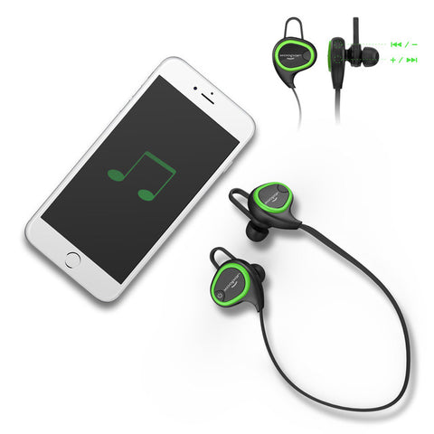 RING EARBUDS Wireless Headphones with Microphone