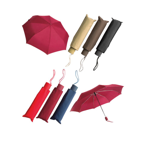 "21"" 8 Rib Auto Open/Close Telescopic Umbrella"