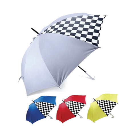 "24"" Checked Umbrella"