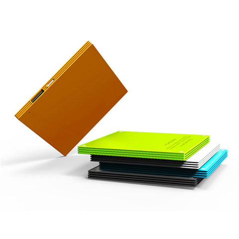 2500mAh Square Powerbank