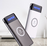 2 in 1 Function Wireless Charger + Powerbank