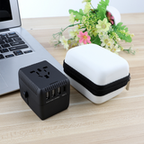 Travel Adaptor with 3 USB Hub - YG Corporate Gift