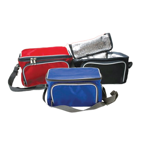 6 Cans Cooler Bag with Compartment