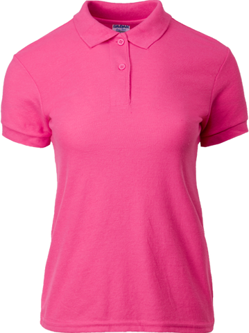 Gildan Ladies Blended Ring Spun DP Sport Shirt