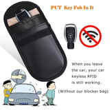 Car Shield Key Bag