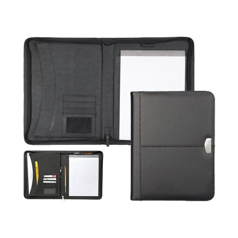 A4 Size Leather Folder with Memopad